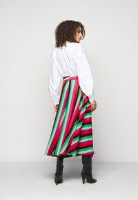 Diane von Furstenberg - CARSON STRIPE SKIRT - Maxi skirt - multi-coloured - 2