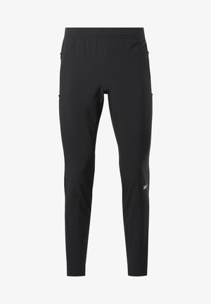 SPEEDWICK TRACKSTER WOVEN PANTS - Pantalon de survêtement - black