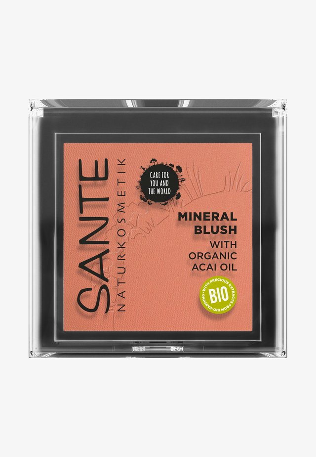 MINERAL BLUSH - Rouge - 02 coral bronze