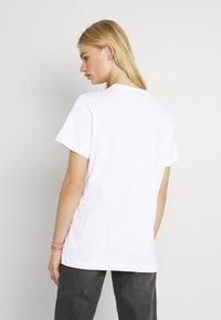 Diesel - DARIA - Print T-shirt - white - 2