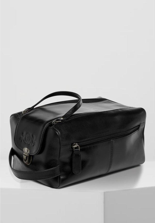 KULTURTASCHE - BRISTOL - Wash bag - schwarz