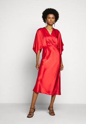 KEFENA - Cocktail dress / Party dress - bright red