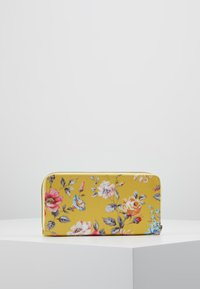 Cath Kidston - CONTINENTAL ZIP WALLET - Portefeuille - yellow - 3