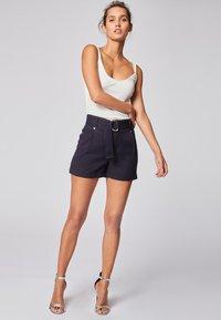 Morgan - Shorts - dark blue - 1