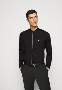 Emporio Armani - Shirt - black - 3