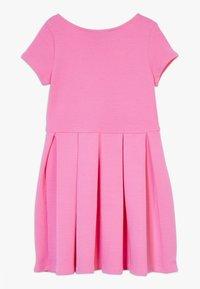 Polo Ralph Lauren - SOLID DRESSES - Žerzejové šaty - baja pink - 1