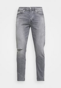 SEATTLE RIPS - Jeans Tapered Fit - grey