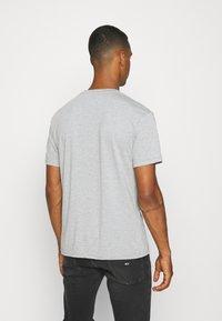 Nominal - NASA - Print T-shirt - grey marl - 2