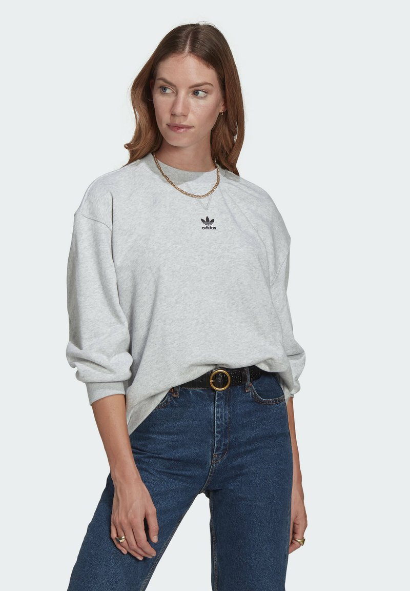 adidas Originals - Sweatshirt - light grey heather