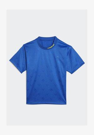 NINJA TEE - Print T-shirt - blue