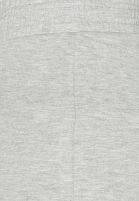 Object Petite - OBJMISA  CULOTTE A  - Tracksuit bottoms - light grey melange - 2