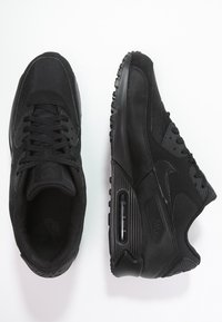 Nike Sportswear - AIR MAX 90 ESSENTIAL - Trainers - black - 1