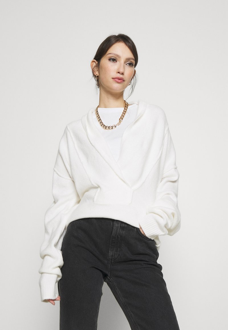 Free People - TOUCH THE SKY - Trui - ivory