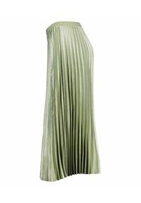 Opus - RURY - Pleated skirt - pistazie - 1