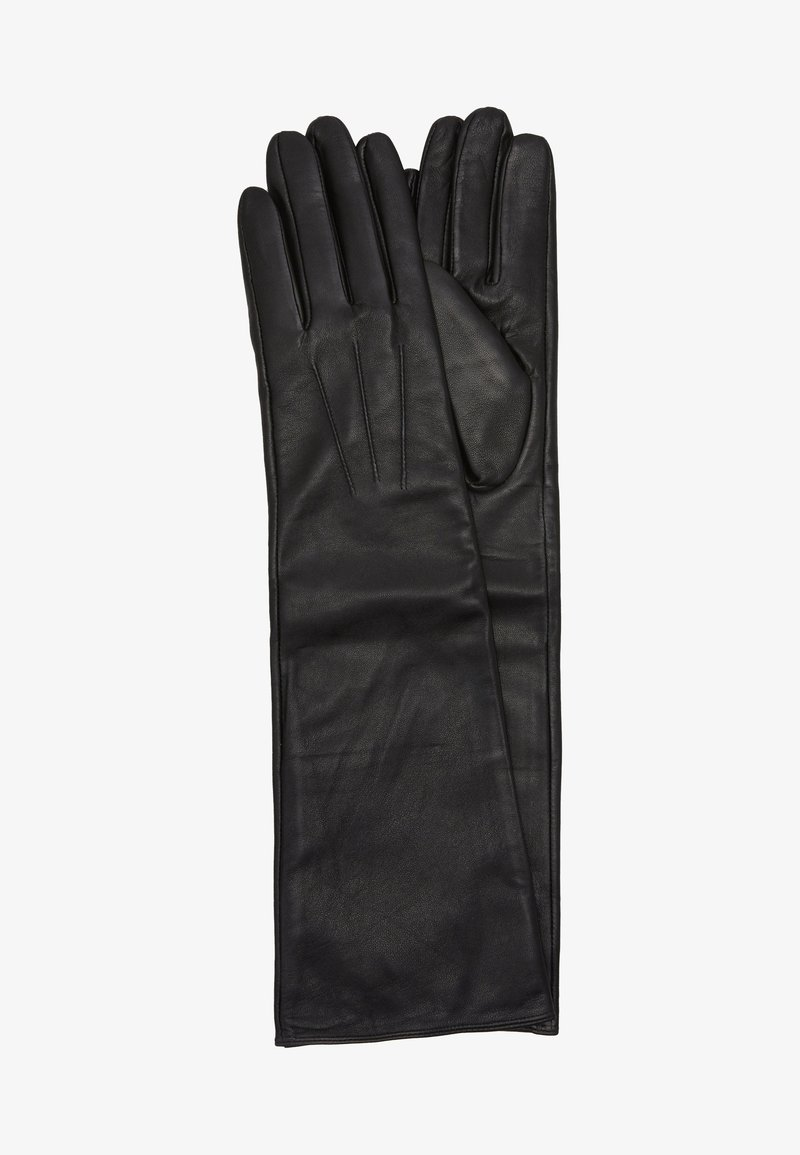 Anna Field - LEATHER - Gloves - black