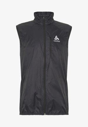 VEST ZEROWEIGHT - Weste - black