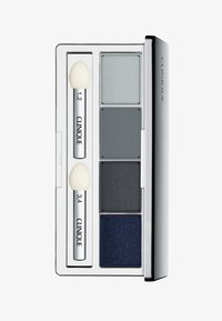 Clinique - ALL ABOUT SHADOW QUADS - Eyeshadow palette - 09 smoke and mirrors - 0