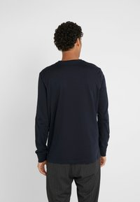 PS Paul Smith - ZEBRA - Long sleeved top - navy - 2