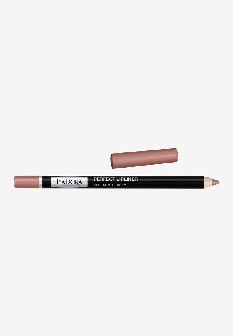 IsaDora - PERFECT LIPLINER - Lip liner - bare beauty
