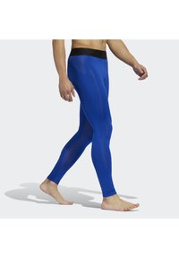 adidas Performance - ALPHASKIN 2.0 SPORT LONG TIGHTS - Leggings - blue - 3