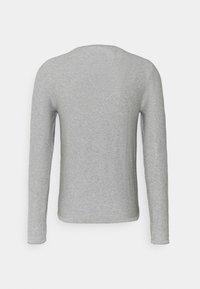 Blend - Stickad tröja - grey - 6