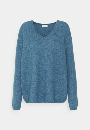Svetr - commodore blue