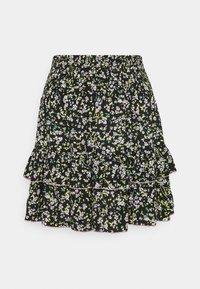 Tommy Jeans - TJW SMOCKED WAIST FLORAL SKIRT - Mini skirt - floral print - 4
