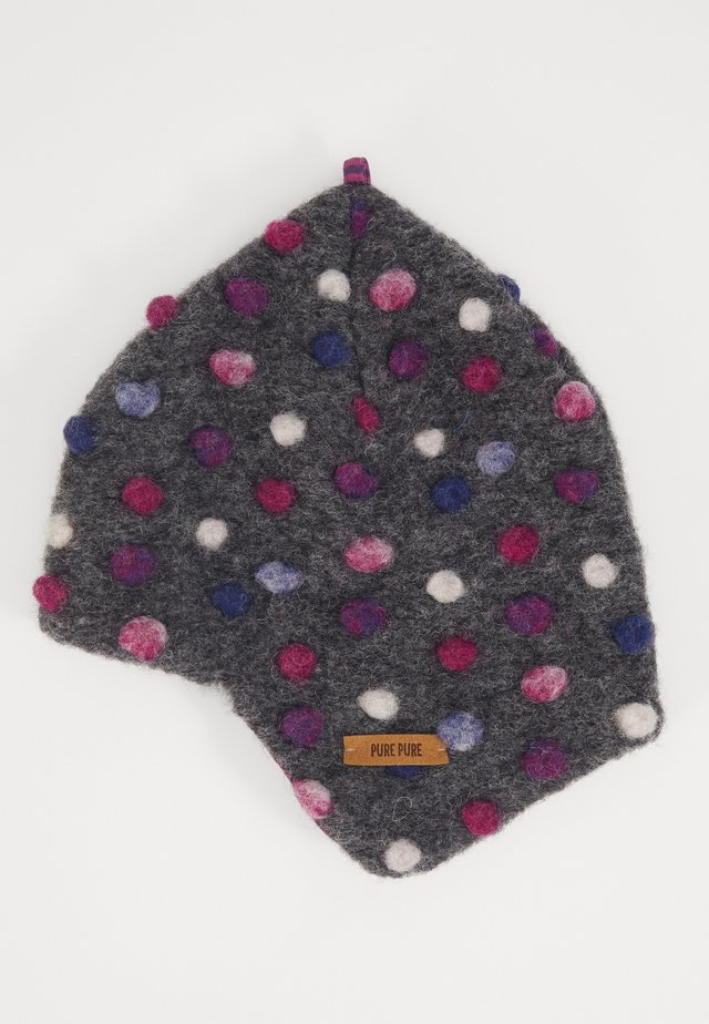 KIDS INKA WALK - Beanie - purple