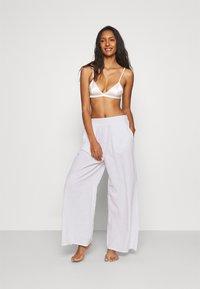 Cotton On Body - PALAZZO BEACH PANT - Beach accessory - white - 1