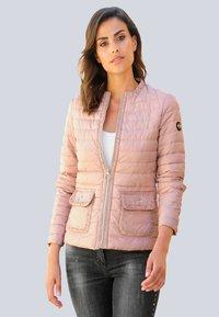 Alba Moda - Down jacket - rosé - 0