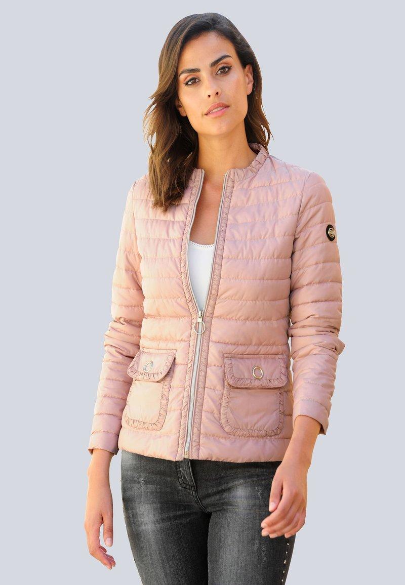 Alba Moda - Down jacket - rosé