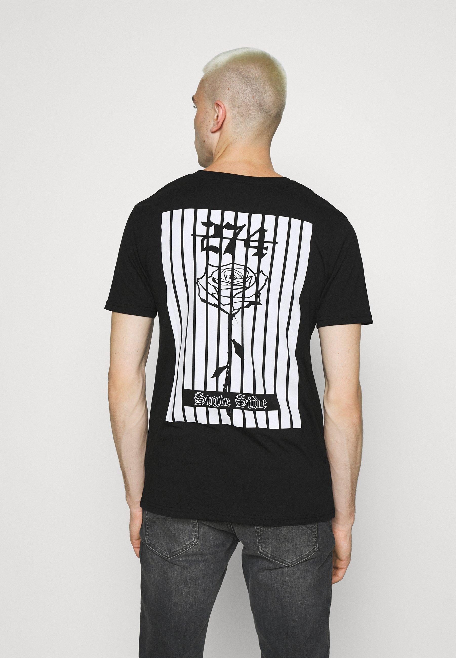 Homme BACK TEE - T-shirt imprimé