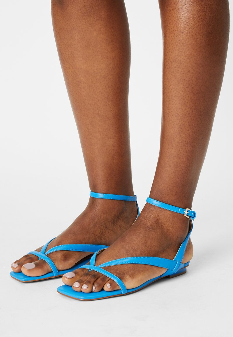 ALDO - RHIGONI - Sandals - blue