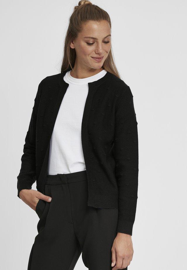 KALOTTA - Vest - black