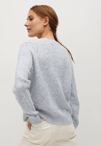 Mango - VACATION - Pullover - grau - 2