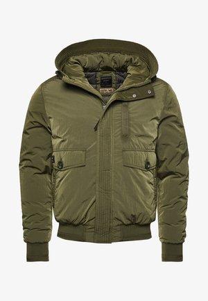 Winter jacket - trekking olive