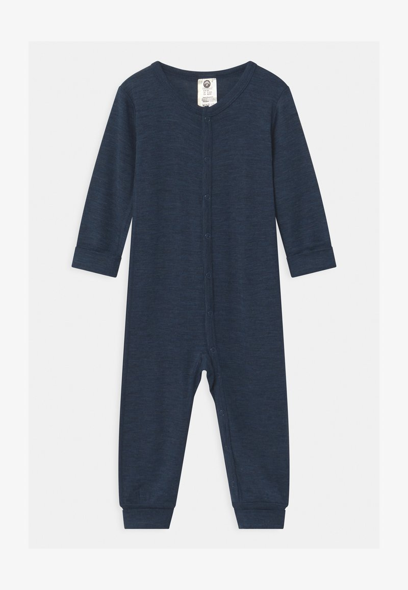 Lindex - ONESIES BABY UNISEX - Pyjamas - blue melange