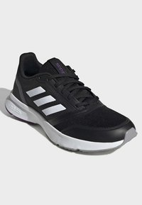 adidas Performance - NOVA FLOW SHOES - Löparskor stabilitet - black - 3