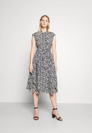 KRUTIE-SLEEVELESS-DAY DRESS - Day dress - polo black/white