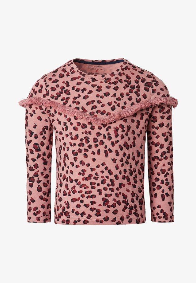 MELODING - T-shirt à manches longues - ancient pink