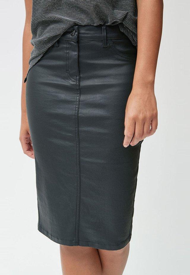 Spódnica ołówkowa  - black
