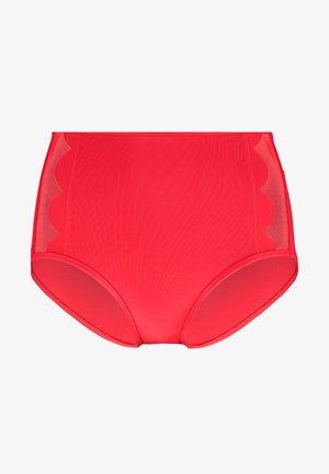 PETAL EDGE HIGH WAIST PANT - Bikiniunderdel - chilli