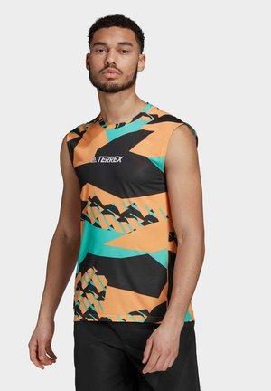 Sports shirt - orange