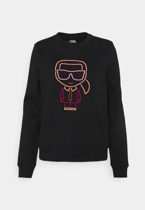 KARL IKONIK OUTLINE - Sweatshirts - black