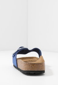 Birkenstock - MADRID - Slippers - azure blue - 5