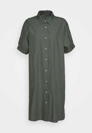 WALTI - Košilové šaty - caper