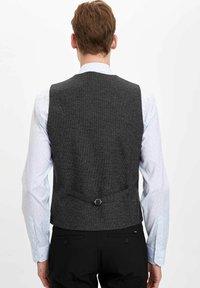 DeFacto - Suit waistcoat - anthracite - 1