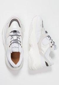 Selected Femme - SLFGAVINA TRAINER - Trainers - white - 3