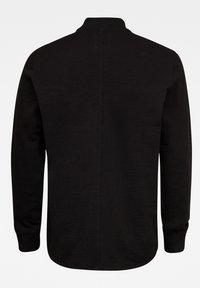 G-Star - BASEBALL  ZIP POCKET - Shirt - dk black - 1