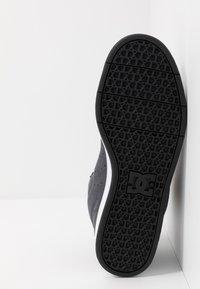 DC Shoes - CRISIS HIGH WNT - Zapatillas altas - charcoal grey - 4